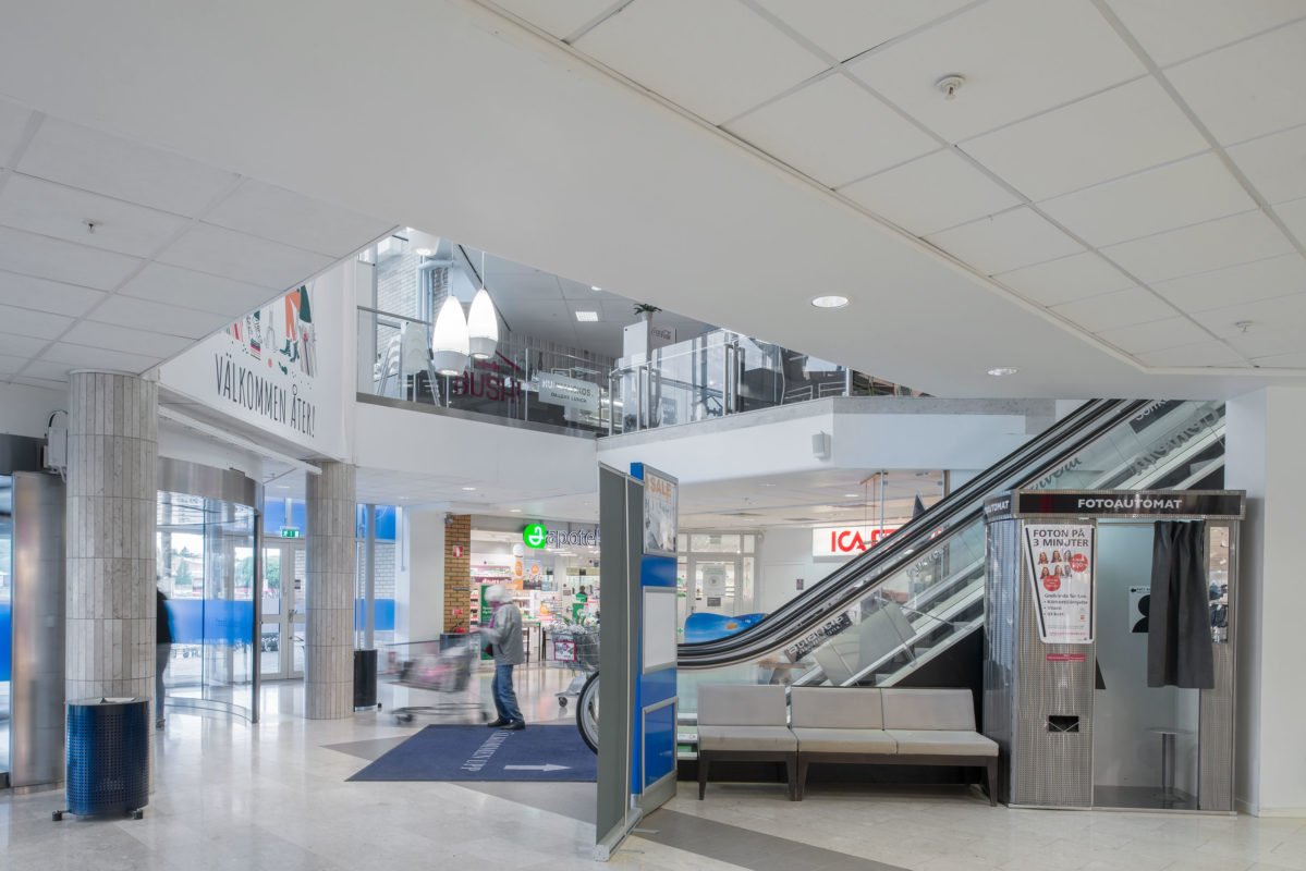Arninge Centrum - butiker